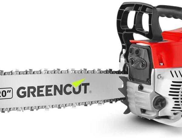 Greencut GS620X Portada