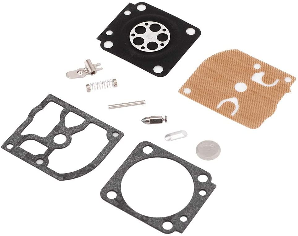 Kit reparacion completo carburador motosierra ms170 ms180