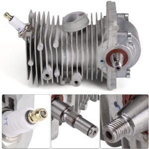 Motor stihl ms170 ms180 (cilindro, piston, bujia, carter, cigueñal)