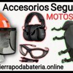 Mejores Accesorios Seguridad Motosierra