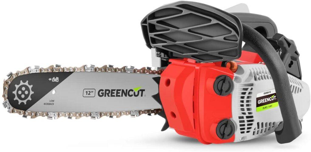 motosierra de poda GREENCUT GS250X
