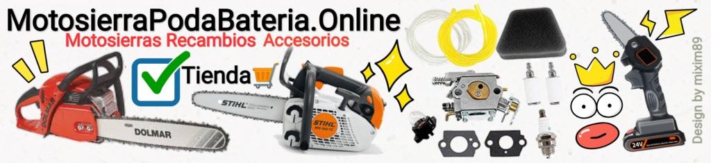 MotosierraPodaBatería.Online