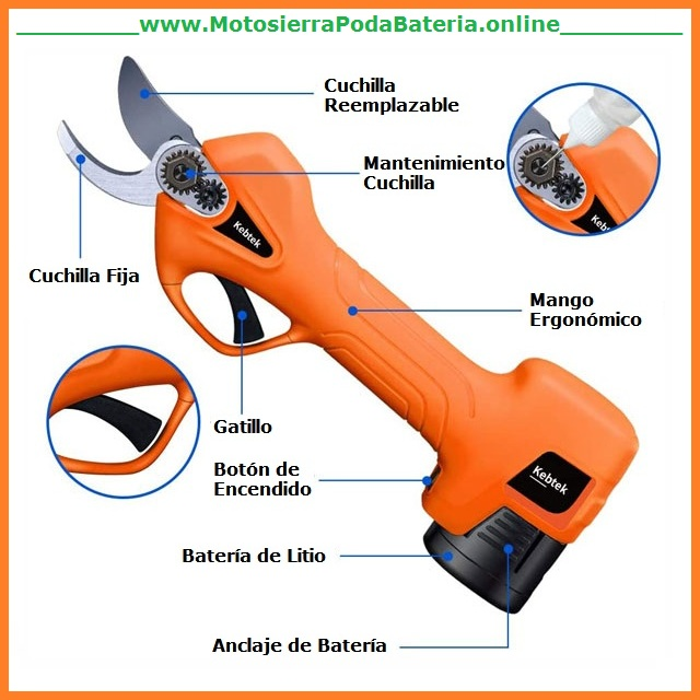 Tijeras-de-poda-a-bateria-kebtek-168v-25mm-esquema-detallado-motosierrapodabateria.online